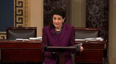 In 1978, 31-year-old Olympia Snowe was the youngest Republican woman ever elected to the U.S. House of Representatives. Snowe's other list of historical markers include: first woman in U.S. history to serve in both chambers of her state legislature and both chambers of Congress, and the first Republican woman to serve on the powerful Senate Finance Committee.    Today, Snowe ranks as the third longest-serving woman in congressional history.