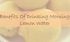 9 Beauty Benefits Of Drinking Morning Lemon Water - MyThirtySpot