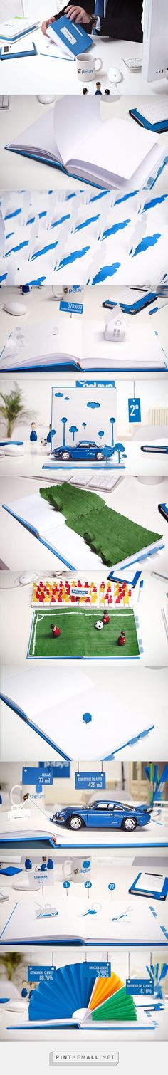 Cut paper infographic by biografica