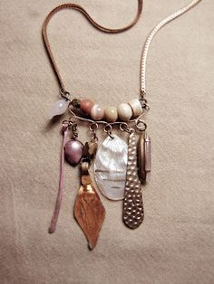 artifact necklace