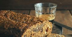 Old-Fashioned Date, Bran and Walnut Loaf