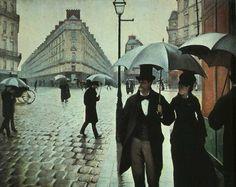 Musée imaginaire : Gustave Caillebotte