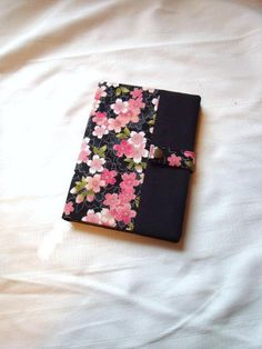 Reusable Diary Cover / note book cover journal cover by SewKura