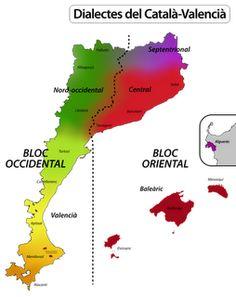 Variations Catalan Language