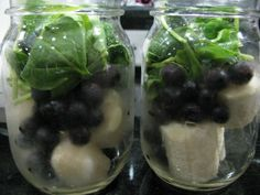Fat Burning Smoothies: fast carb slow carb and protein in each one! Quick Healthy Meals, How To Stay Healthy, Healthy Life, Healthy Living, Healthy Recipes, Healthy Smoothies, Healthy Drinks, Smoothie Recipes, Carbs Protein