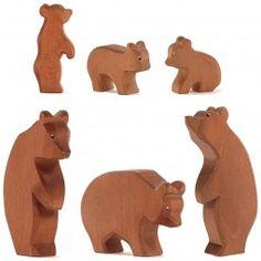 Bären 6tlg. Ostheimer SET
