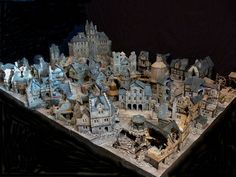 Some of the most intricate, elaborate, beautiful dioramas I've ever seen.