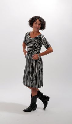 """Melissa Bell Clothing """"The perfect knit dress with pockets you gotta have"""" www.shopmelissabell.com"""