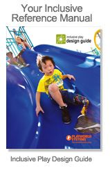 Inclusive Playground Equipment | Inclusive Playgrounds | Inclusive Play Design