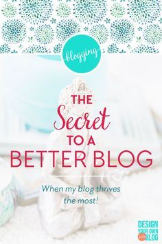 What's the secret to a better blog? It's simpler than you think! Click through to find out. Plus find out all about the TIME SENSITIVE Genius Blogger's Toolkit, a bundle of 24 ebooks, 33 ecourses + audio and 5 printable packs (and 17 bonuses) that's only