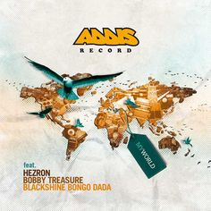 My World Riddim - Addis Records - Riddim Tun Up