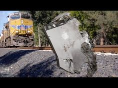 See What Wappens when You put an iPhone underneath a Train | LifeXtyle