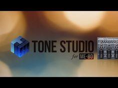TONE STUDIO para ME-80 | Vídeo Manual | Alex Machado
