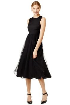Dot Effect Gown by Red Valentino #renttherunway