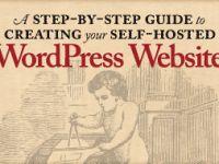 wordpress set up