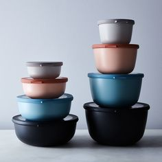 Microwavable Nested Storage Bowls on Food52