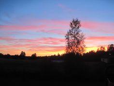 backyard, Finland
