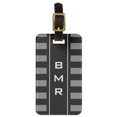 Texas Skull Cactus Leather Luggage Tags Personalized Address Card With Adjustable Strap