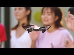 Tello is an impressive little drone for kids and adults that's a blast to fly and helps users learn about drones with coding education. Say Hello, How To Find Out, Product Launch, Robots, Budget, Tech, Architecture, Youtube, Kids
