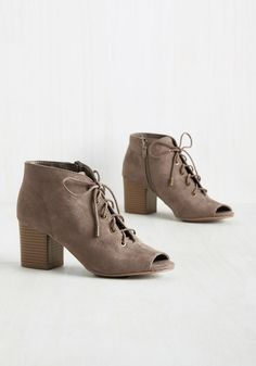 Fearless Footwork Bootie, #ModCloth