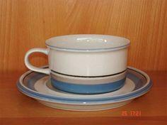 Arabia Uhtua teacup and saucer