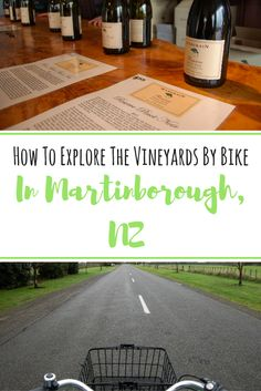 For lovers of both wine and active travel: Exploring the vineyards of Martinborough, New Zealand, by bicycle