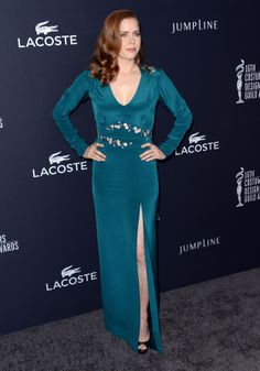 5. Amy Adams At The 16th Costume Designers Guild Awards In Beverly Hills | The Most Fab Or Drab Celebrity Outfits Of The Week