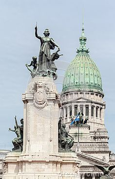 Congreso Nacional Buenos Aires Argentina.  Rich in History, Culture and Traditions; in keeping with my story http://www.amazon.com/With-Love-The-Argentina-Family/dp/1478205458