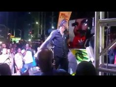 Bounty Killa Confront Police Officers At Pepper Seed New Kingston Reggae Music Videos, Police Officer, Brixton, Kingston, Concert, Jamaica, Pepper, Group, Live