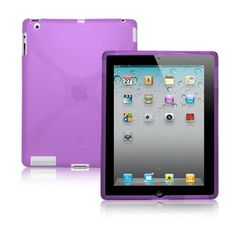 BoxWave iPad 2 BodySuit, Premium Textured TPU Rubber Gel Skin Case - iPad 2 Cases and Covers (Poetic Purple) by BoxWave. Save 76 Off!. $7.95. Enter the iPad 2 BodySuit, dressed to impress with its ultra slim, anti-slip design, fitting like a glove instead of a winter coat: real protection without sacrificing functionality and range of motion. This perfectly tailored design means your iPad 2's speakers, power button, headphone jack, and charging port all remain uncovered and unhindered.More…