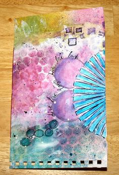 Art Journal by Kiki - I think this one is my fav ;)