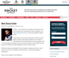 A Case Study with The Rocket Company #infusionsoft #Infusionsoft_Review #The_Rocket_Company