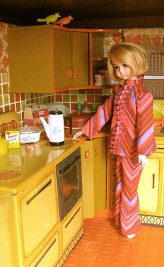 Perfekta Doll by Retro Mama69, via Flickr