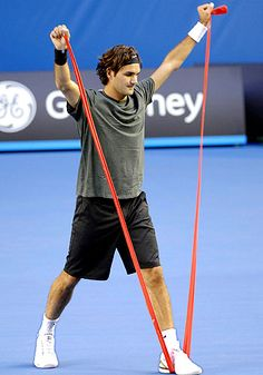 Tennis serve exercises and drills are practiced in order to improve the tennis serve. Just one tennis serve exercise can make a big difference in improving the tennis serve. Tennis serve exercises consist of a…