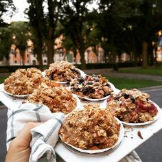 Vegan Breakfast, Healthy Breakfast Recipes, Healthy Recipes, Gluten Free Baking, Raw Vegan, Vegan Desserts, Clean Eating, Food And Drink, Crossfit