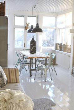 AMBIENTES CON LA SILLA TOLIX ... a qué quieres una? | Decorar tu casa es facilisimo.com