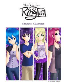 RingTail chapter 2