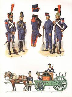 Imperial Guard Pioneers of the Engineers 1811-1815