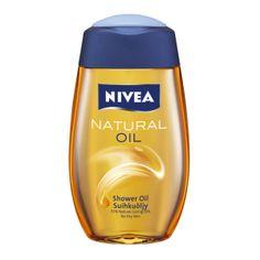 Nivea Natural Oil dusjolje.