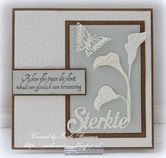 """Ineke""""s Creations: Achter elke traan......."""