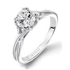 THIS ONE!!! Amavida Solitaire 18k - White Gold Diamond 2015 - Fashion Te