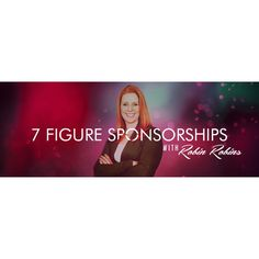 1900 x 700 Product Banner For 7-Figure Sponsorships with Robin Robins by VIBR.