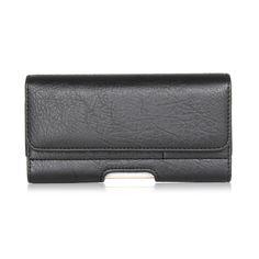 Stone Pattern PU Leather Waist Belt Clip Pocket Pouch Phone Holster Case for Orange Dive 50/Dive 70/Dive 71/Nura 2 #Affiliate