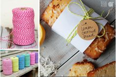 Once Upon a Twine - Spring Twine #bakerstwine pickyourplum.com