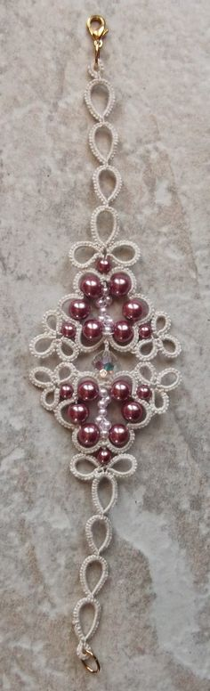 West Pine Creations: Match Bracelet