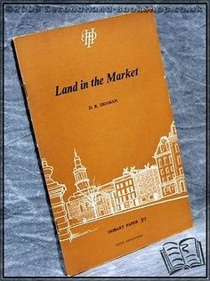 Denman: Land in the Market •1st Ed•
