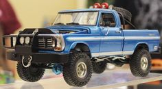 Getting Started with Radio Controlled Hobbies – Radio Control Ford 4x4, Ford Pickup Trucks, Model Truck Kits, Truck Scales, Plastic Model Cars, Model Building, Ford Models, Radio Control, Rc Cars