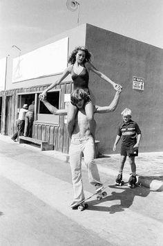 ideas for vintage fotos parejas Photo Vintage, Vintage Love, Vintage Photos, Vintage Romance, Hermosa Beach, Provocateur, Hippie Man, Black N White, Vintage Photography