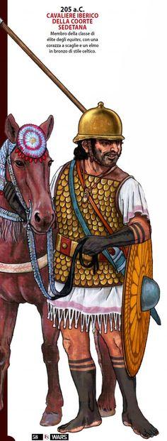 The Keltiber Cavalry.