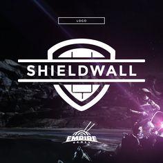 Logo for Shieldwall Gaming by EmpireGames.ca